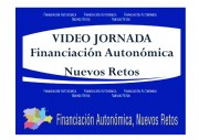 Jornada de Financiación